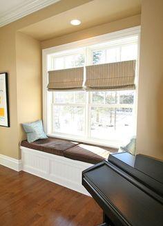 Yellow Bedroom Bench