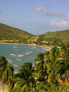 Manzanillo, Isla de Margarita, Venezuela.
