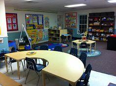 My new kindergarten classroom