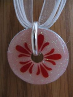 washer jewelry... These are really cool because they are handmade and look awesome.