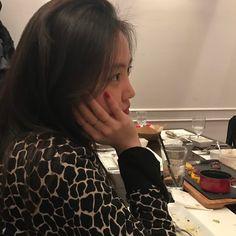 Naeun as girlfriend