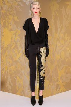 Josie Natori Fall 2013 Ready-to-Wear Collection Photos - Vogue