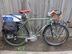 Surly Long Haul Trucker ready for the commute to work | by Piedmont Velo Sports