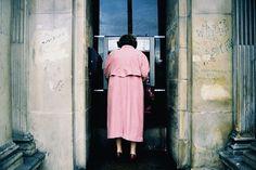 Existential Soup is a series by Athens-based Greek photographer Alexis Vasilikos. Color Photography, Monochrome, Midi Skirt, Palette, Soup, Colour, Fashion, Color, Moda