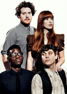 Metronomy -- listen to The Look, Everything Goes My Way, Aquarius