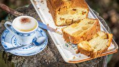 Rychlý koláč s jablky v těstě: jablečný chlebíček Sweet Bread, Cornbread, Banana Bread, French Toast, Cheesecake, Sweets, Breakfast, Ethnic Recipes, Millet Bread
