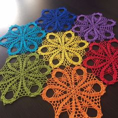 A Piece of Meadow - Handmade Lace Crochet Doily/Centerpiece/Tablecloth/WallDecor | Crafts, Handcrafted & Finished Pieces, Home Décor & Accents | eBay!