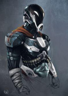 ennio-caglia-scifi-armor-web.jpg (1920×2716)