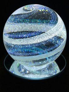 Ashes Artful | Les cendres de l'être cher immortalisés dans l'art de verre