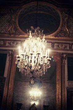 versailles chandelier