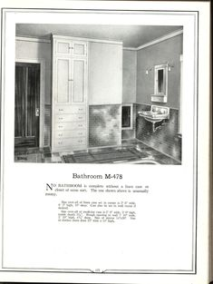 Building with assurance 1940s Home, Craftsman, House Plans, Floor Plans, Mirror, Building, Future, Bathroom, Home Decor
