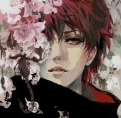 Sasori was beautiful