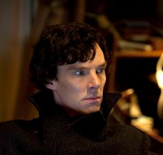 """""""I don't think there's a man on earth who looks like Benedict  Cumberbatch. Not a single one."""""""