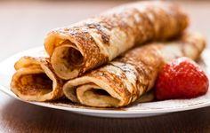 Dette er pannekaker som er rike på fullverdige proteiner og ikke tilsatt sukker.