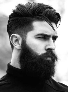 Erkeklerde Saç Ve Sakal Modelleri Hair and beard care is very important for men in terms of appearan Beard Styles For Men, Hair And Beard Styles, Short Hair Styles, Beards And Hair, Great Beards, Awesome Beards, Chris Millington, Barba Grande, Trendy Mens Hairstyles
