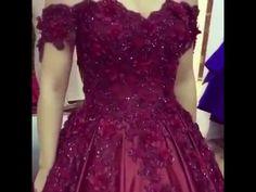 Elegant V-neck Off The Shoulder Lace Beaded Prom Dresses Floor Length – alinanova