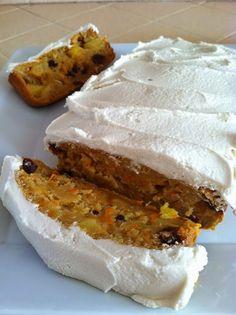 #GlutenFree Pumpkin Pineapple Carrot Breakfast Loaf {Top 8 Allergen Free}