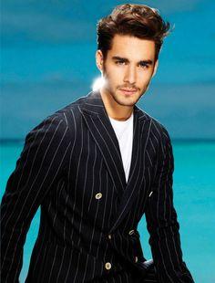 João, Coupe homme, brun #hair #MichelDervyn