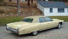 https://flic.kr/p/AWswRx | 1973 Cadillac Fleetwood Brougham d'Elegance