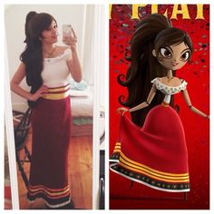 The Book of Life Cosplay