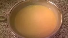Crema pastelera fácil Custard, Crack Cake, Recipes, Cinnamon Sticks, Pies