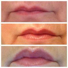 Effekt nach 1 Woche - toller neuer Lippenbooster. Sinnliche, volle oder vollere Lippen - Direkt mehr: www.petra-bach.de Unabhängiger Dr. Juchheim Berater