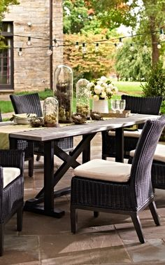 Look twice: the modern farmhouse ideal is ready for a concept like our Austin Farm Table.