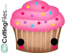 Valentine Cupcake Freebie