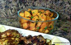 The Kitchenista Diaries: Reader Request: Spicy Roasted Chicken