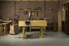 Paul Sellers' Workbench Drawing and Cutting List - Paul Sellers' Blog
