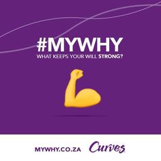 Remember to post your #MYWHY this week - we want to know what keeps your will strong. http://ow.ly/nKNC300ZugN