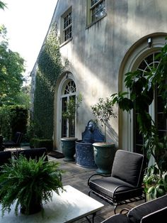 Boxwood House, Atlanta. Howard Design Studio.