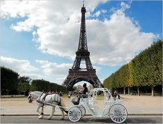 Suggestions of Things to See and Do in Paris - NYTimes.com.  Oh, I really want to do this....Paris in a Cinderella carriage!!! PLEASE!