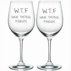 When You've Had A Rough Day, These Wine Glasses Understand – 16 Pics