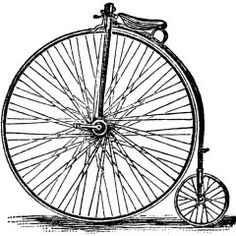 Victor Cycle Magazine Ad Free Vintage Bicycle Clipart Black And