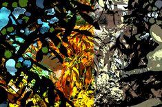 Botanikk og digital kunst   Elisabeth Stenseth Digital Art, Painting, Art, Painting Art, Paintings, Drawings
