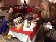 Hospice Holiday Boutique at MMC, Ashland, WI.  11/21/14  10am to 3pm.  20% of vendor proceeds and 100% bake sale goods go to Hospice fundraiser.  We have Discovering the Penokees Books and 2015 Penokee Hills Calendars for sale- get your book signed by author Joel Austin.  Hope to see you!