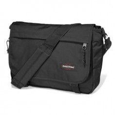 Eastpak Delegate Black Shoulder Bag