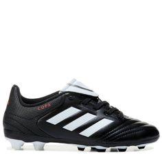 watch c49bb f5624 Adidas Kids  Copa Soccer Cleat Pre Grade School Shoes (Black White)