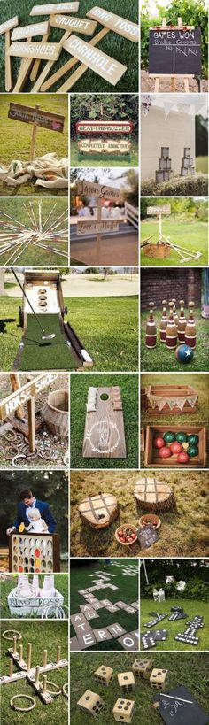 Trendy wedding games for reception ring toss Wedding Activities, Wedding Games, Wedding Reception Decorations, Diy Wedding, Rustic Wedding, Wedding Day, Lawn Games, Backyard Games, Outdoor Games