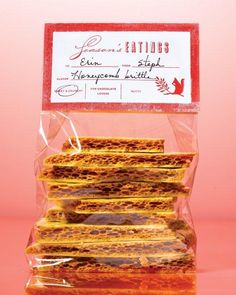Honeycomb Brittle Recipe