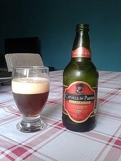 Cerveja Scottish Amber Ale, estilo Scottish, produzida por Cervecera Del Puerto, Chile. 6% ABV de álcool.