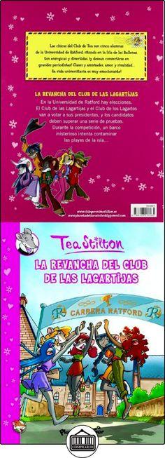La revancha del Club de las Lagartijas: Cómic Tea 2 (Comic Tea Stilton) Tea Stilton ✿ Libros infantiles y juveniles - (De 6 a 9 años) ✿ ▬► Ver oferta: http://comprar.io/goto/8408096087
