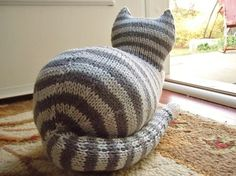 The Parlor Cat Pattern