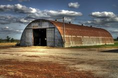 Quonset love fulfilled