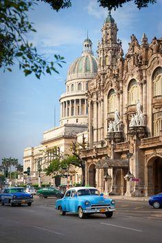 Havana, Cuba #takemethere, en t liefst binnen nu en een paar jaar! #communistische sferen!
