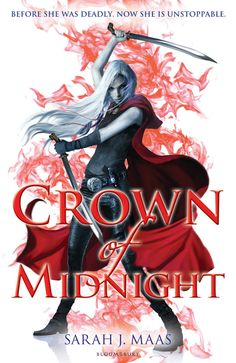 Crown of Midnight #2 By Sarah J. Maas | Book Review by TwinBookmarks