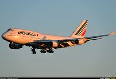 Air France F-GITE aircraft at Paris - Le Bourget photo