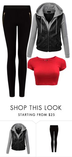 """""""Rclbeauty101"""" by maarrggeee ❤ liked on Polyvore featuring LE3NO and MANGO"""