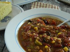 The Wednesday Baker: TACO SOUP